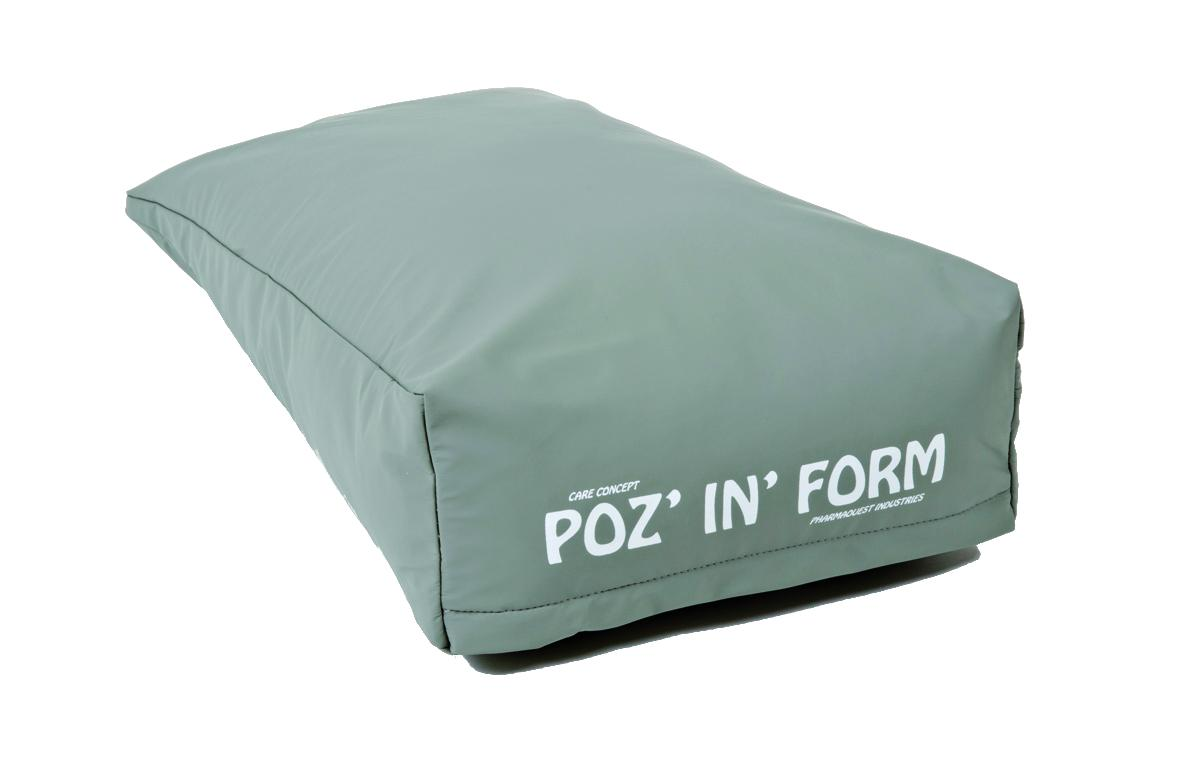 COUSSIN DECHARGE DU TALON POZ IN FORM
